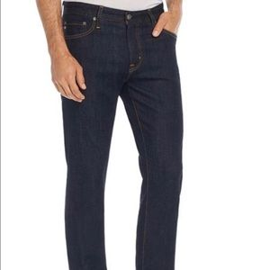 Men's Adriano Goldschmied slim straight Jean